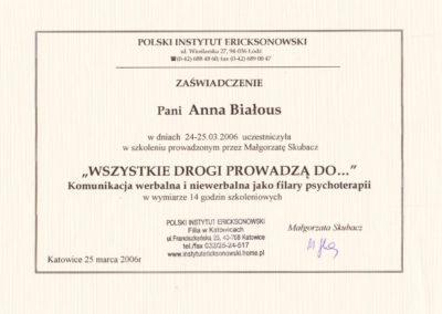 Komunikacja werbalna i niewerbalna jako filary psychoterapii