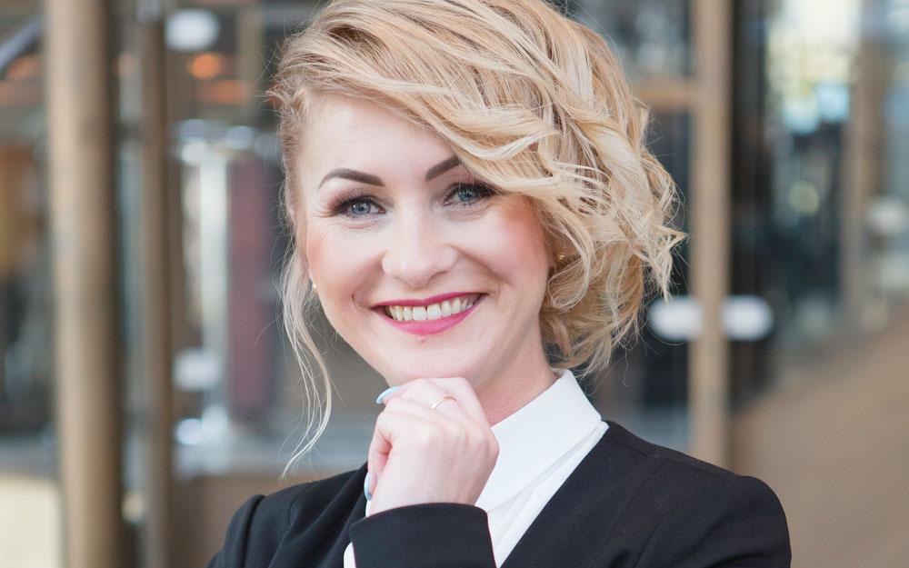 Iwona Rasiewicz - Dyrektor TianDe