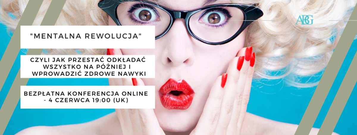 Mentalna Rewolucja - ABG Wydarzenia - Polski Psycholog UK