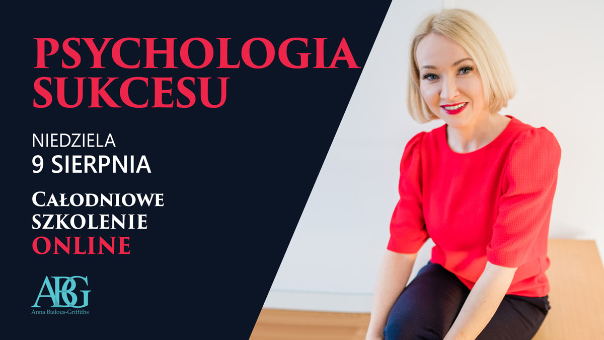 Psychologia Sukcesu - Wydarzenie - ABG Polski Psycholog UK